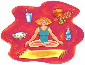 YOGA DIET Yoga Diet